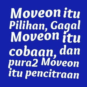 Kata-Kata Move On 2