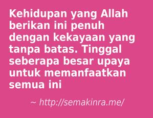 Kata Mutiara Islam Tentang Kekayaan