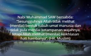 Kata Kata Mutiara Islam Tentang Keikhlasan 1