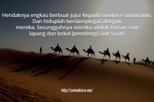 Kata Mutiara Islam Tentang Kejujuran 2