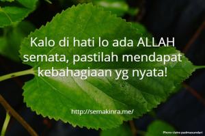 Kata Mutiara Islami untuk update status