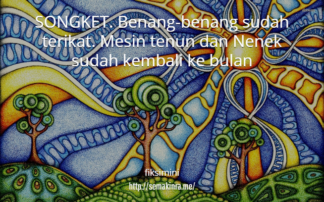 Galeri Fiksi Mini Bahasa Indonesia Jadikan Viral