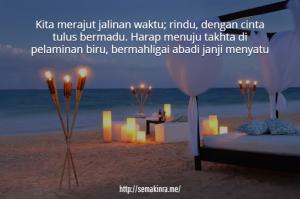 Status BBM Romantis