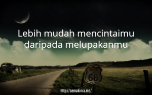 Kata Rindu Galau