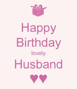 Ucapan Selamat Ulang Tahun Romantis untuk Suami