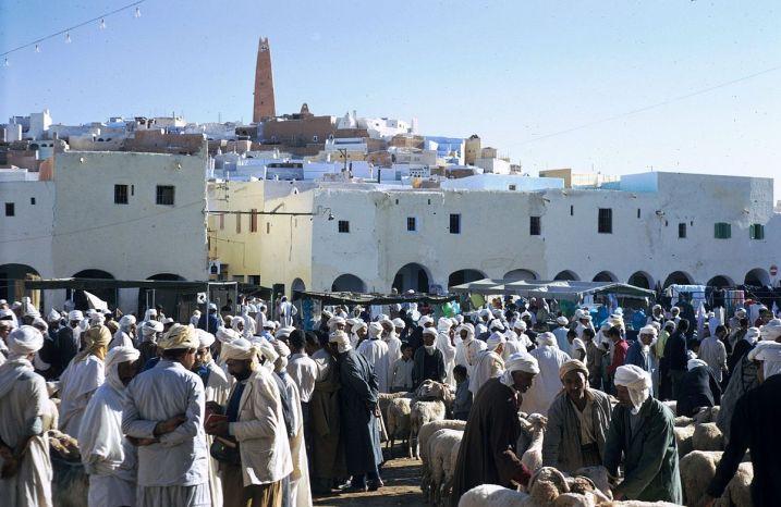 Ibadi people living in the M'zab valley in Algeria